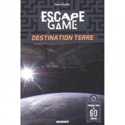 Escape Game Destination Terre - Livre