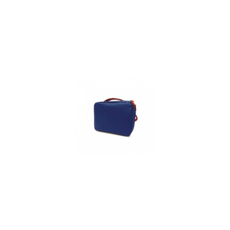 Trousse Universelle en PET Recyclé (RPET) Royal Blue