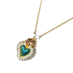 Sautoir pendentif Waé bijoux