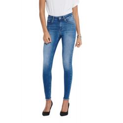Pantalon jean skinny cheville ONLY