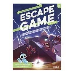Escape Junior La Malediction de la Momie - Livre