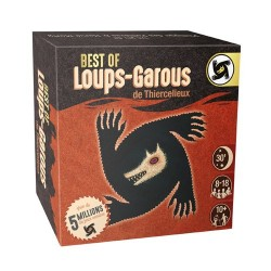 Best Of Loups-Garous de Thiercelieux - Asmodée
