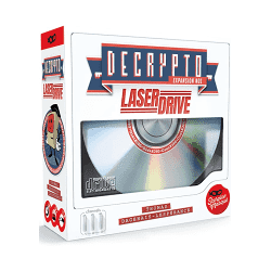 Decrypto Laser Drive - Asmodee