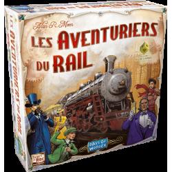 Les Aventuriers du Rail - Asmodee