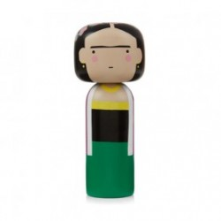 Figurine Kokeshi Frida Kahlo