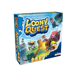 Loony Quest - Asmodee
