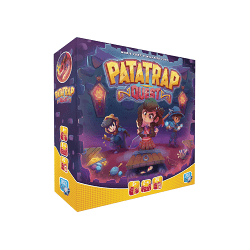 Patatrap Quest - Asmodee