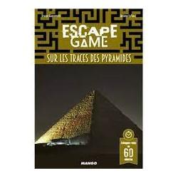 Escape Game Sur les traces des pyramides - Livre