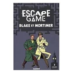 Escape Game Black et Mortimer - Livre