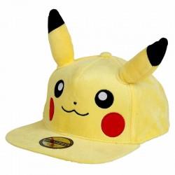 Pokemon - Casquette Pikachu