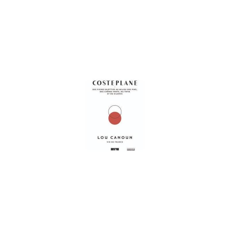Rouge - Domaine Costeplane Igp Cévennes - 2019 - 75 cl