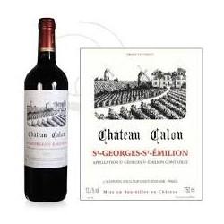 Rouge - Château Calon -  Saint Georges saint Emilion - 2010