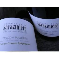 Blanc - Macon Buissières - cuvée Claude Seigneuret - 75 cl 2018