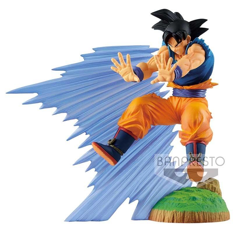 Dragon Ball Z - Figurine Son Goku - History Box