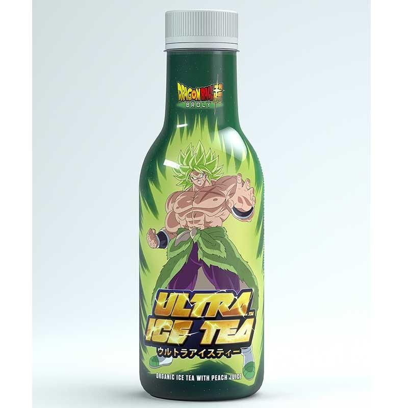 Dragon Ball Super - Boisson Ultra Ice Tea Broly