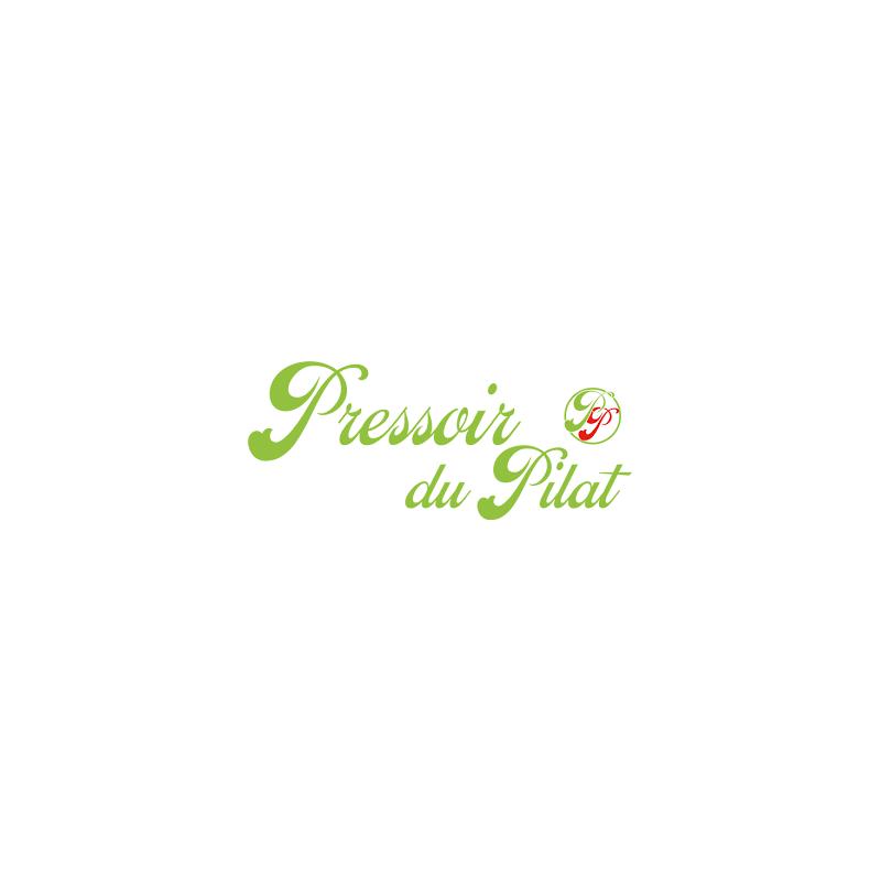 Jus de Pomme Brut - Bib 5l - Pressoir du Pilat ( 42520 Maclas )