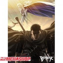 Berserk - Poster Guts et Griffith