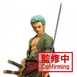 One Piece - Figurine Zoro - Grandista Nero