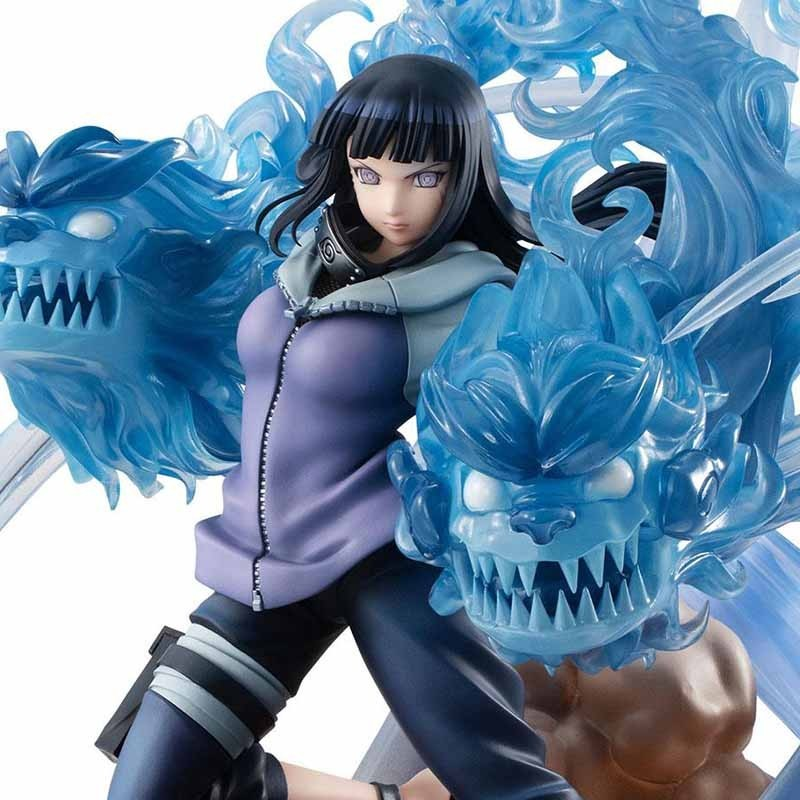 Naruto - Figurine Hinata - Gals DX ver