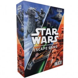 Unlock Escape Starwars - Asmodee
