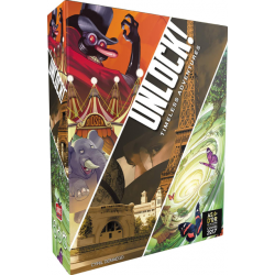Unlock ! Timeless Adventures - Asmodee