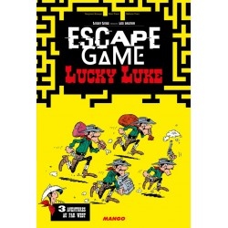 Escape Game Lucky Luke -  Livre