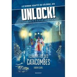 Unlock ! Echappez vous des catacombes - Livre