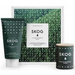 Coffret cadeau SKOG Crème et Bougie